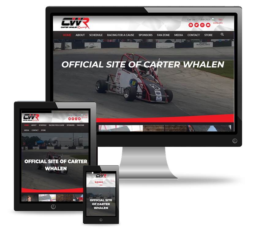 Carter-websites
